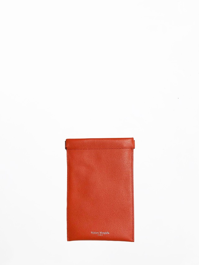 MAISON MARGIELA Phone Case Jaffa Orange S55UI0207