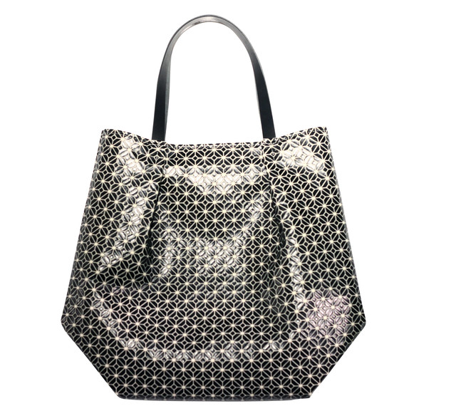 COMMON tote Bag / BLACK