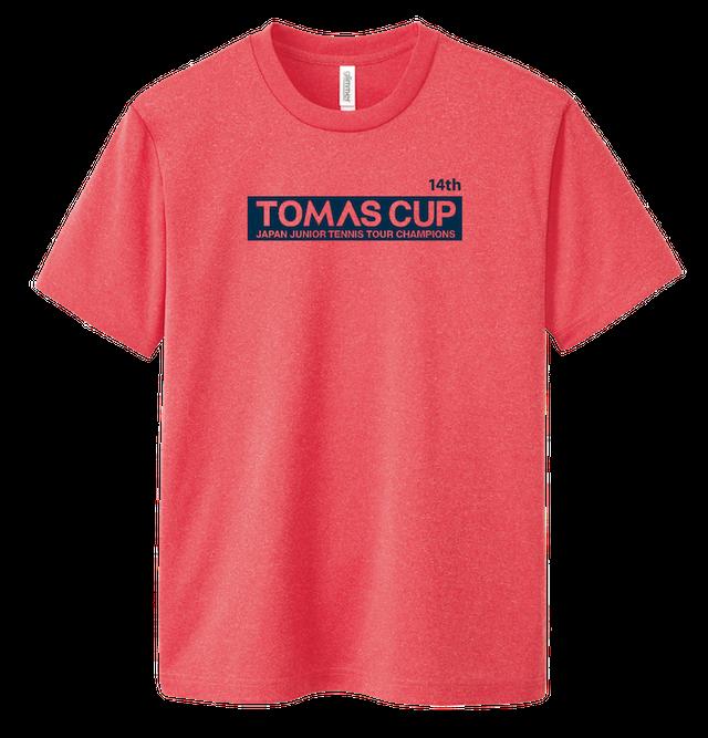 【TOMAS CUP】14h記念Tシャツ