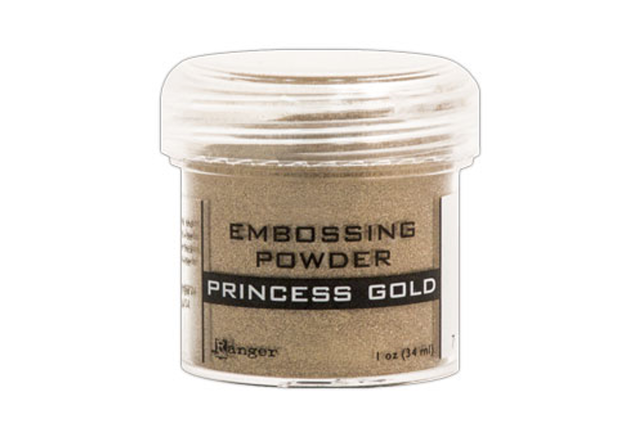 Ranger Embossing Powder Princess Gold  /エンボスパウダー