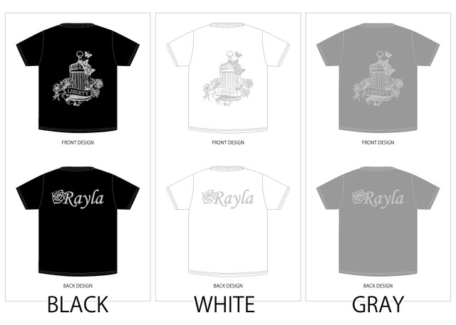 Tシャツ / Rayla