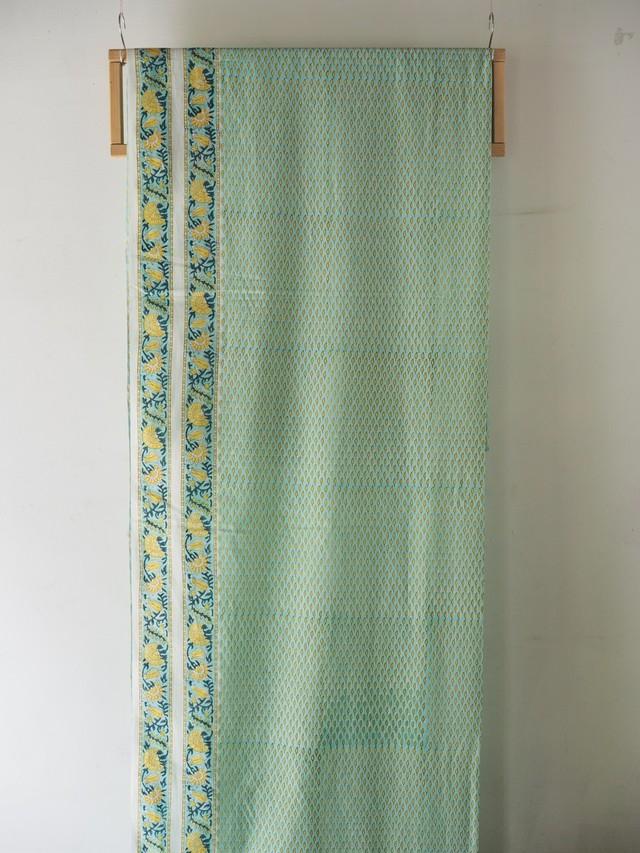 block print fabric a48