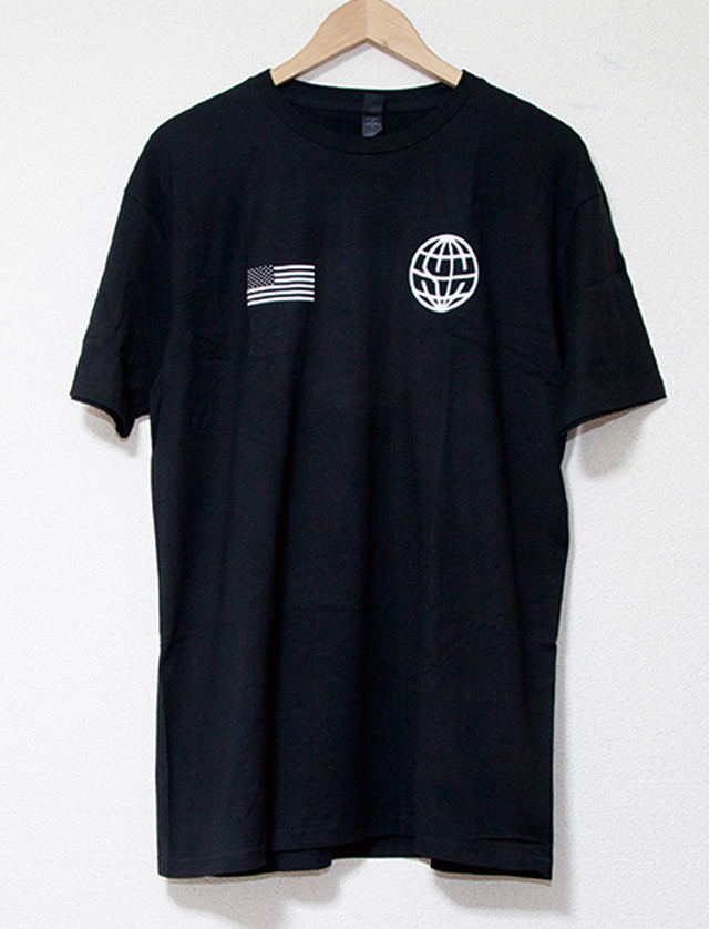 【STATE CHAMPS】Flag T-Shirts (Black)