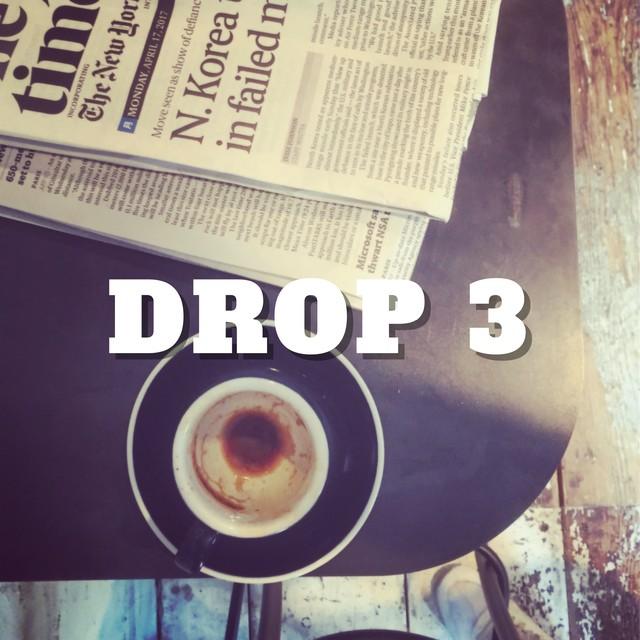 【コーヒー定期便】ドロップブレンド300gパック×3個(3ヶ月コース)