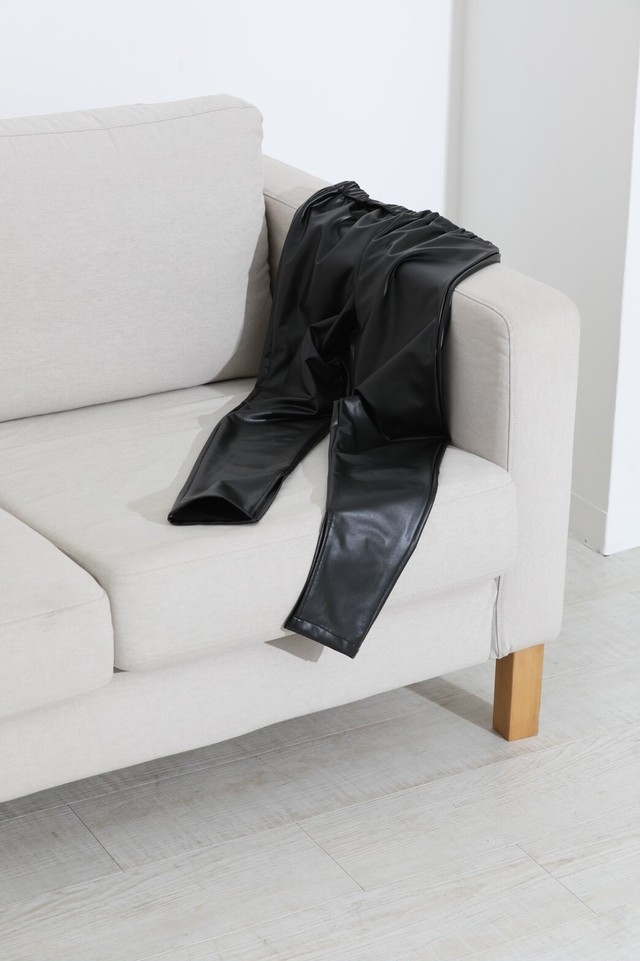 eco leather slit pt