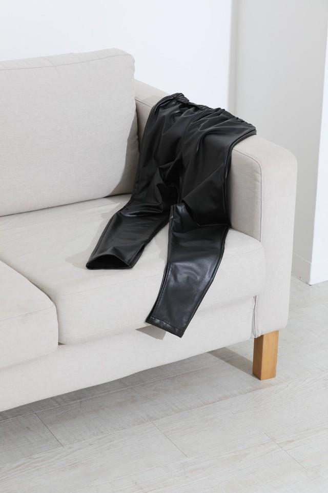 eco leather slit pt