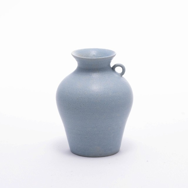 asanomi 花器2200 空 【陶器 一輪挿し】20210621-02
