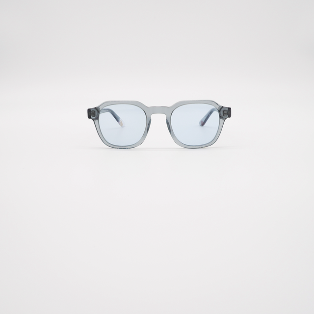 WAITING FOR THE SUN × Chah Chah Special collaboration EYEWEAR-GRAY