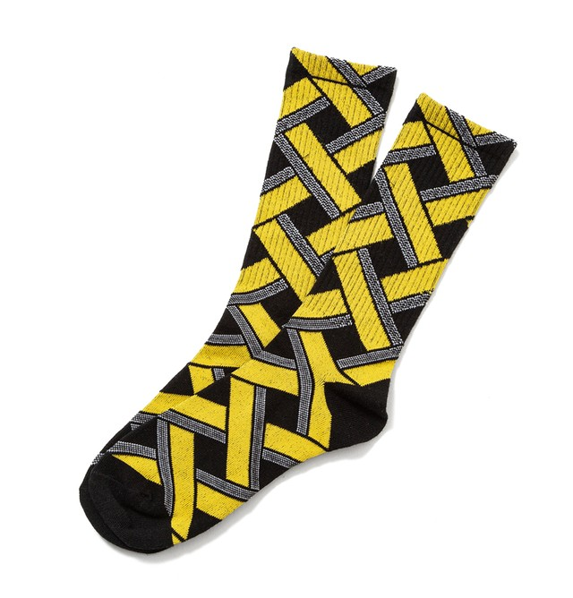 【SON OF THE CHEESE】GEO SOX(YELLOW)