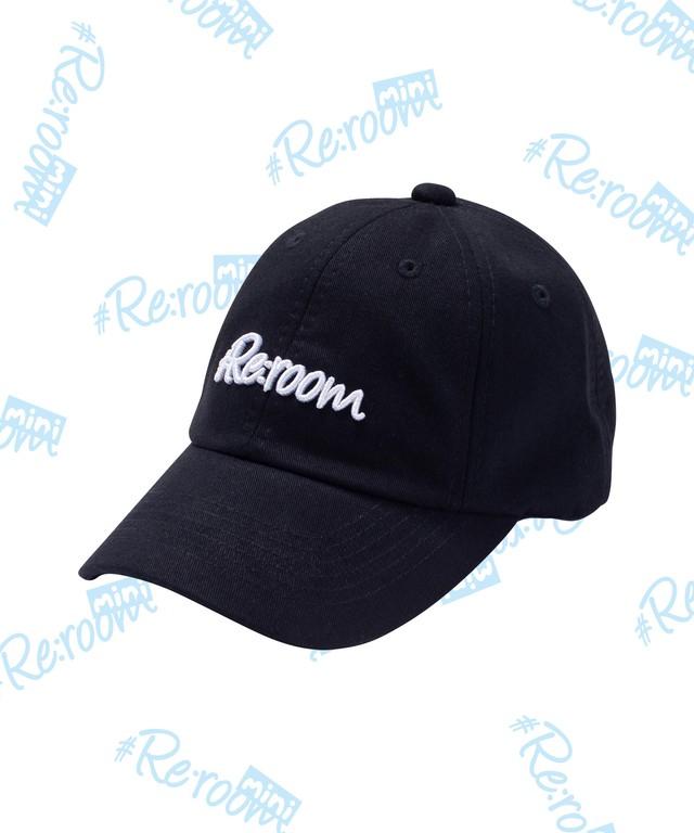 3D LOGO TWILL CAP[RKH002]