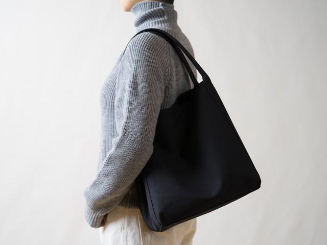 【受注製作】Shiribari tote L ブラック