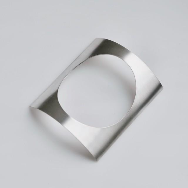 adachiyukari. / バングル oBj o/B-2 silver