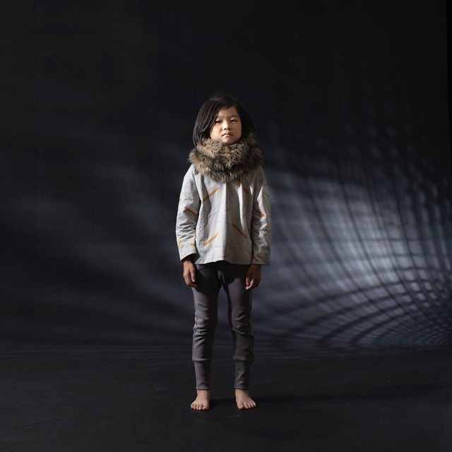 "arkakama ""COTTON SPD  L/S  LOOSE TEE"" (HIKIRI) M/L AKT00503 -CS※1点までメール便可"
