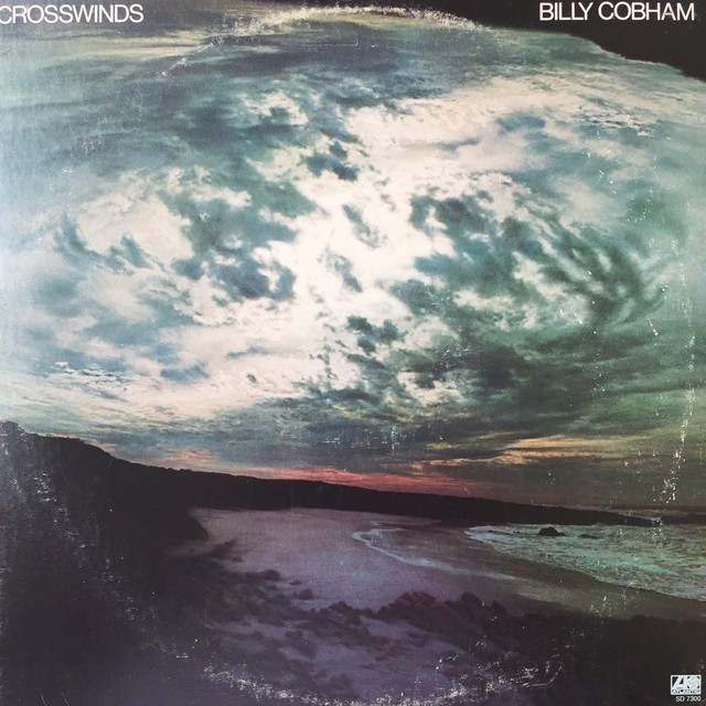 Billy Cobham ‎– Crosswinds