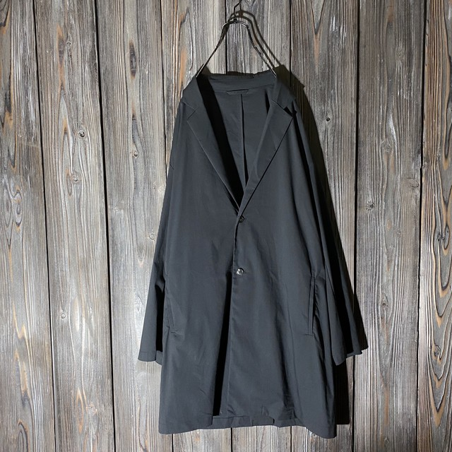 [used]ash gray shirt coat