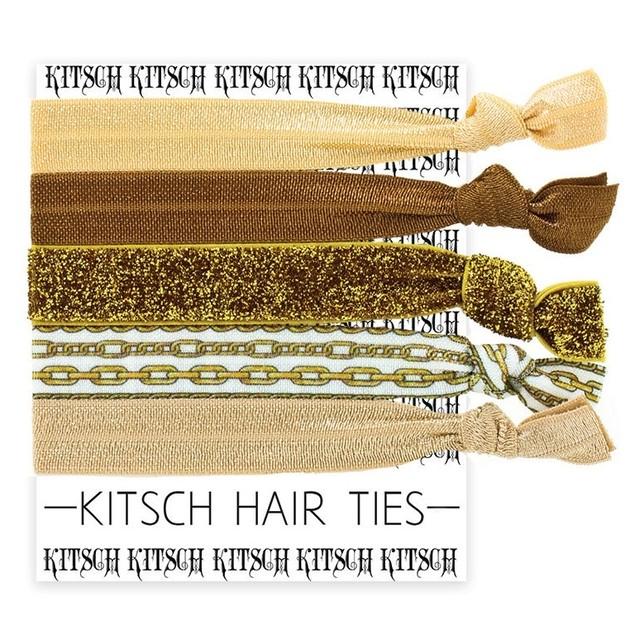 KITSCH(キッチュ) LIMITED HAIR TIES ゴールデンゴッデス GOLDEN GODDESS
