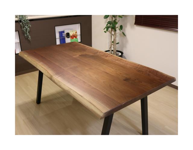 ダイニングテーブル:BWN【1650サイズ】