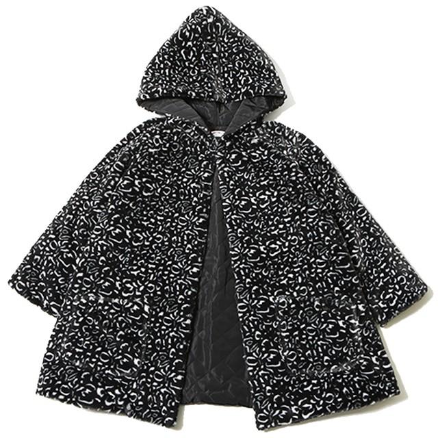 IMITATE -Reversible Fur Gown-