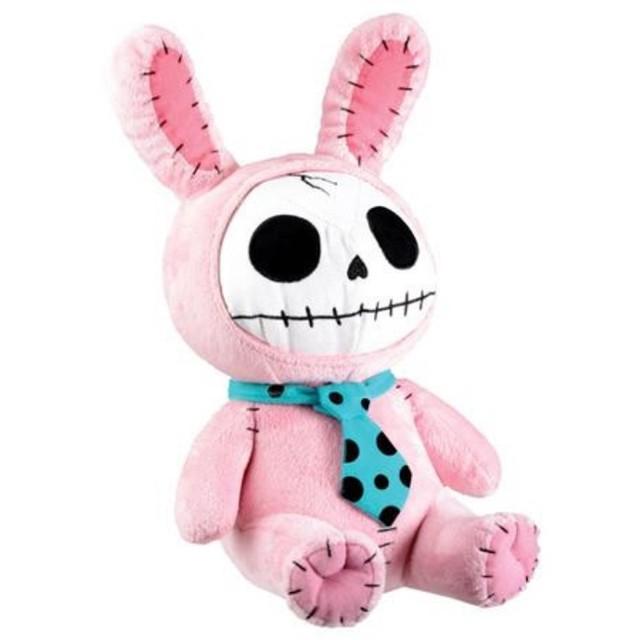 1115 furrybones pink bun bun ファーリーボーンズ  ピンクブンブン 大きい ぬいぐるみ