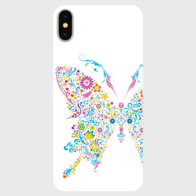 華舞うキセキ/スマホケース(iPhone XR)