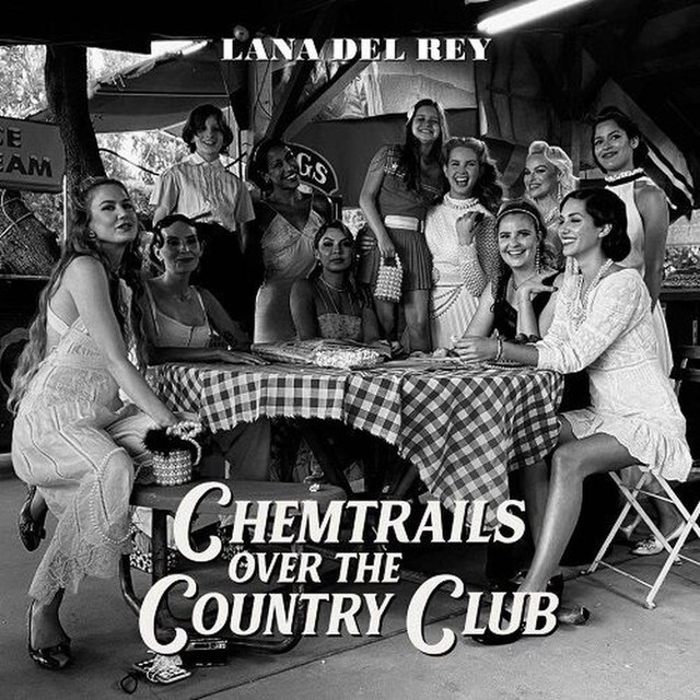 Lana Del Rey / Chemtrails Over the Country Club(LP)