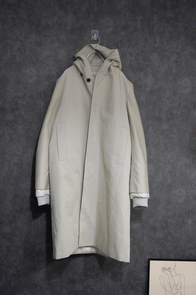 【2020 winter Special price 】FFIXXED STUDIOS  REFAB FAMILIARITY DOUBLE COAT
