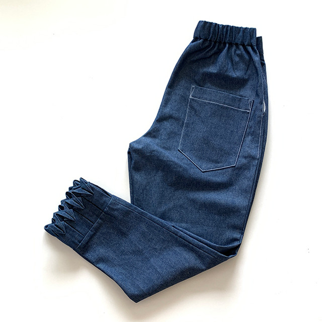 arrow -denim-