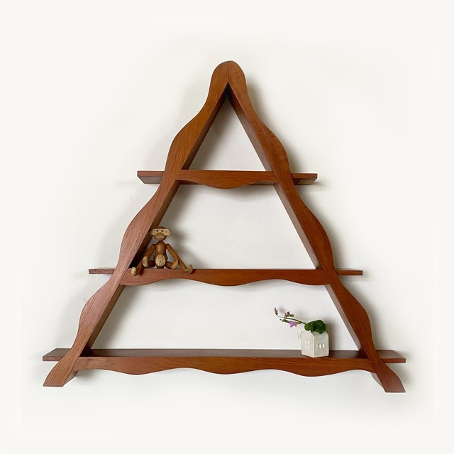 Triangle shelf – Amagerhylde / WS028