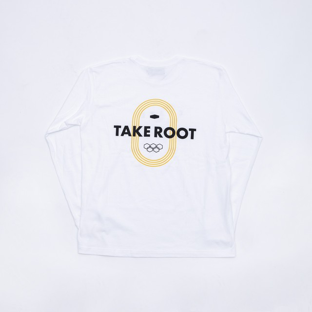TAKE ROOT BackPrint L/S T-shirts