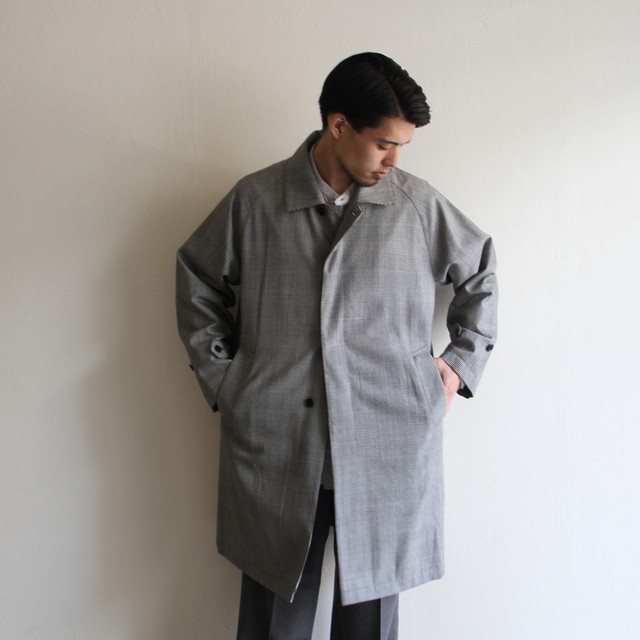 STILL BY HAND  【 mens 】 pocket shirts jacket
