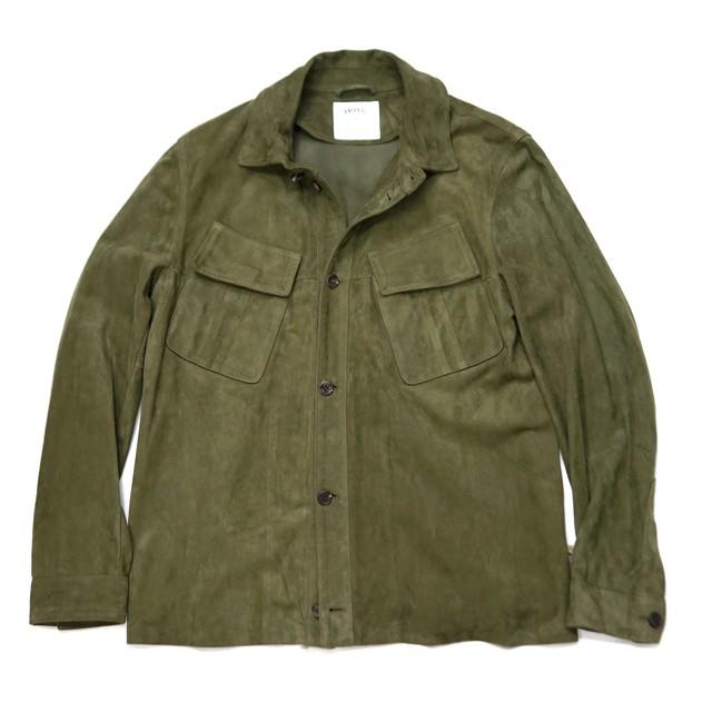 """Emmeti for COLONY CLOTHING Travel leather jacket """"NOLAN"""""""