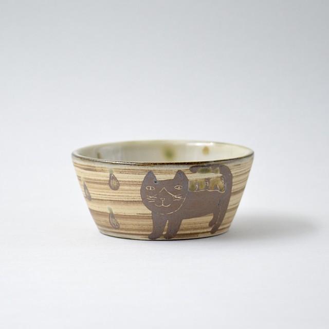 菊文水玉の小鉢 大2