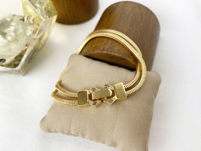 Antelope bracelet