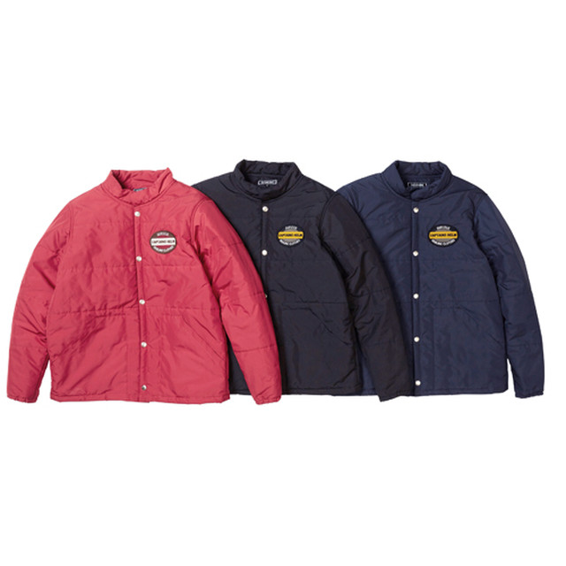 CAPTAINS HELM RACING NYLON JACKET