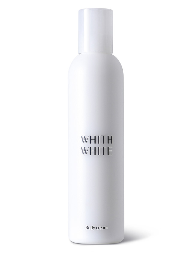 WHITH WHITE ボディクリーム 200g