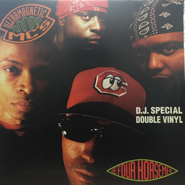 Ultramagnetic MC's ‎– The Four Horsemen