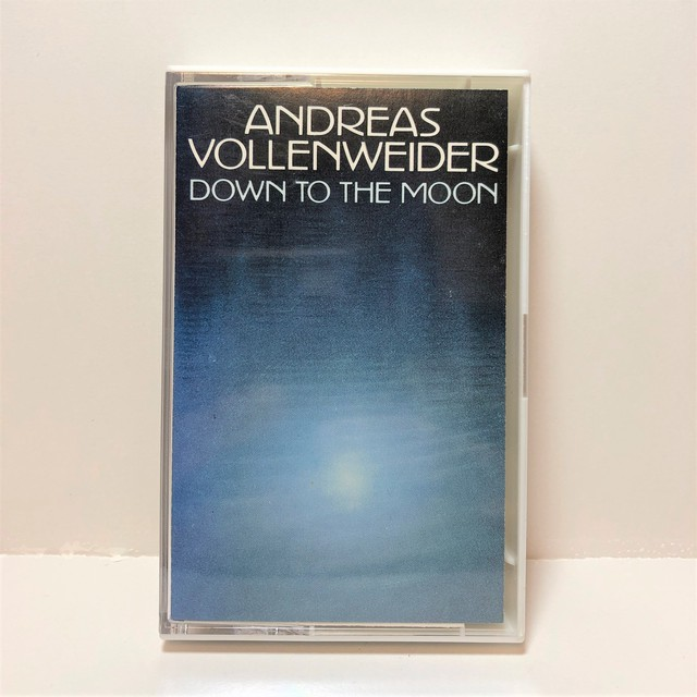 [中古カセット]   Andreas Vollenweider ‎– Down To The Moon