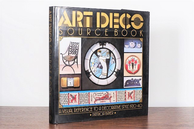 ART DECO SOURCE BOOK /display book