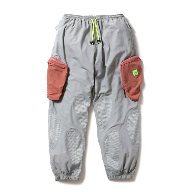 MAGIC STICK Virus Track Pants GREY