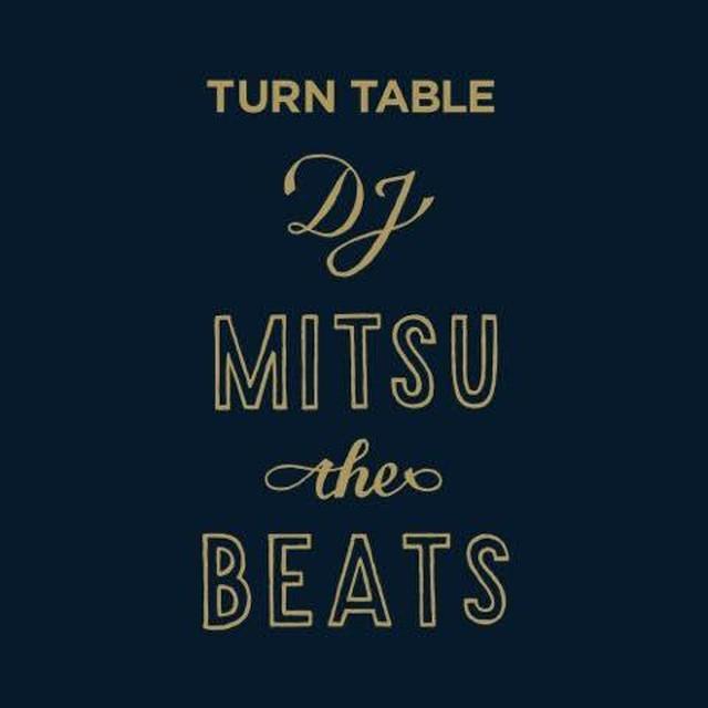 【残りわずか/LP】DJ Mitsu the Beats - TURN TABLE