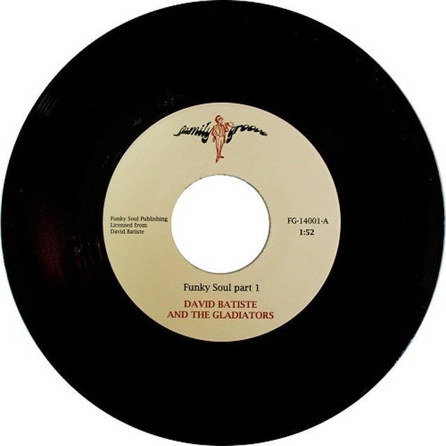 """【RSD/ラスト1/7""""】Jackie Wilson - It Only Happens When I Look At You / Because Of You"""