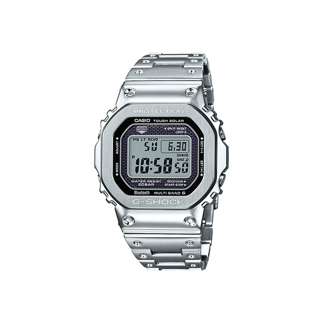 G-SHOCK GMW-5000D-1JF Silver CASIO-1302