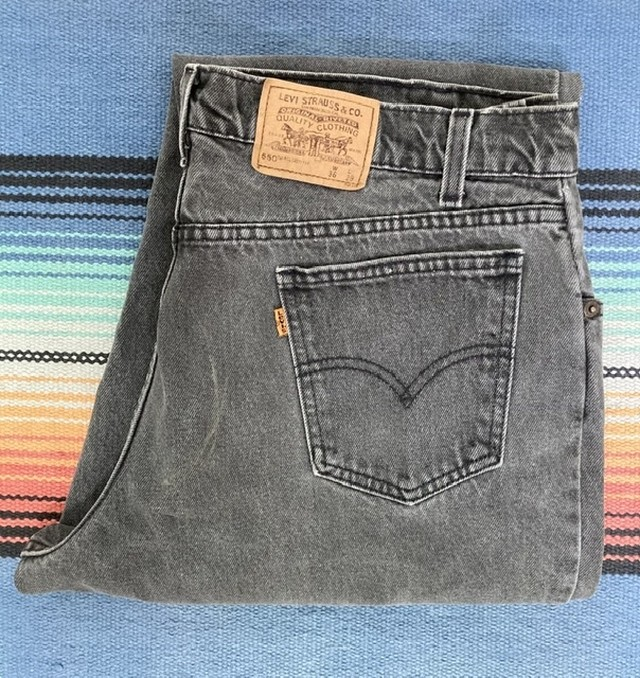 "Levi's 501  W30 inch ""MADE IN USA"" <Used>"