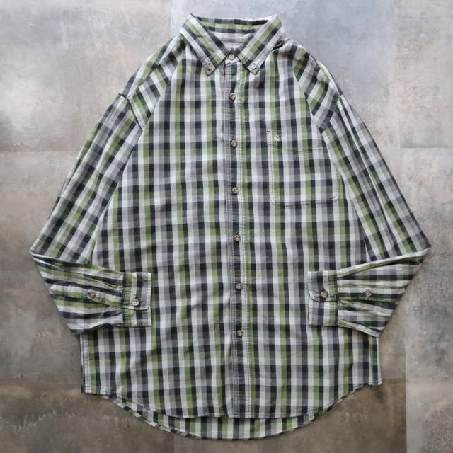 Carhartt plaid design shirt