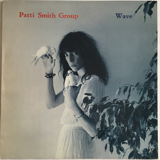 【LP・米盤】Patti Smith Group  /  Wave