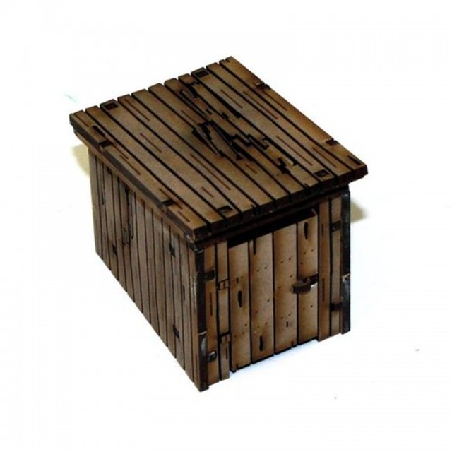 Wooden Water Closet 28S-TAO-105