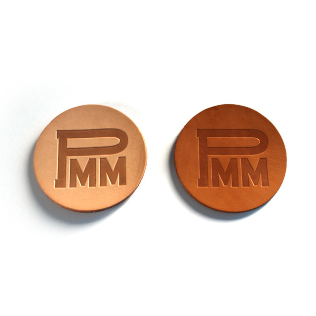 PMM Leather Coaster
