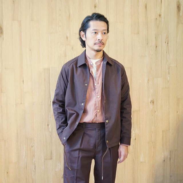 COLONY CLOTHING / WAYPOINT JACKET / CC20FW-JK02