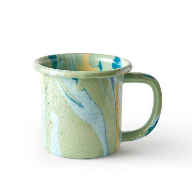 BORNN / NEW MARBLE - Mug -  Mint
