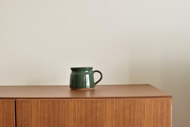 インド デミタスカップ グリーン(S)